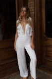 Going to the Chapel Jumpsuit