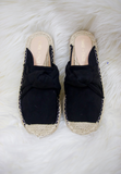Knot Your Baby Espadrille Slide