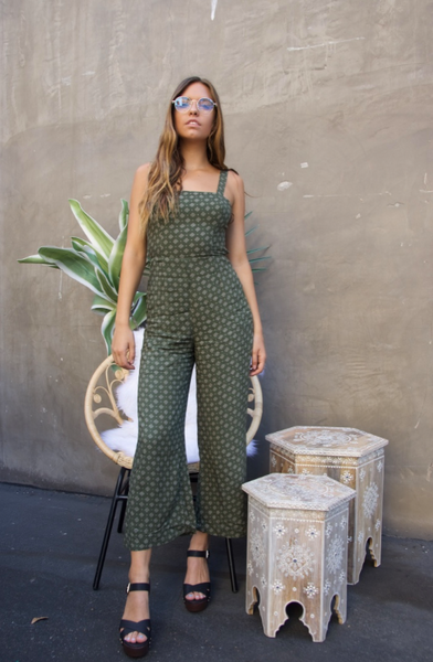 No Going Back Jumpsuit