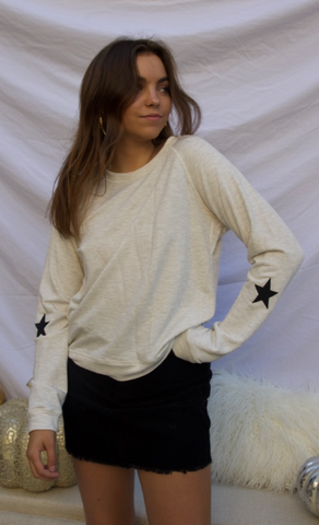 Star Side Pullover