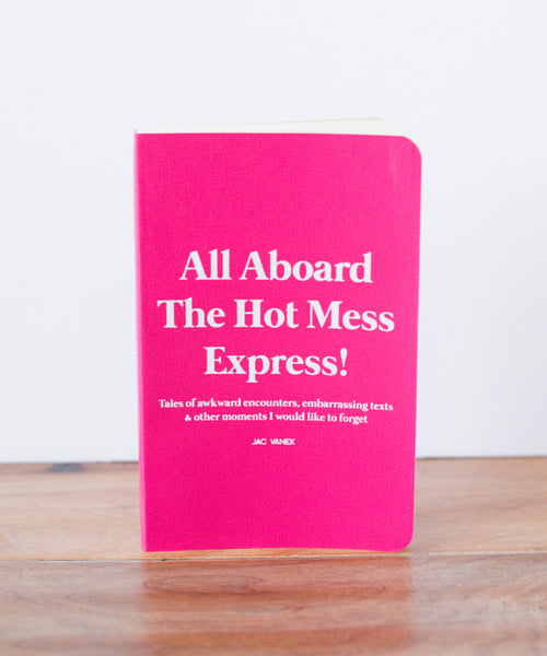 Hot Mess Express Notebook