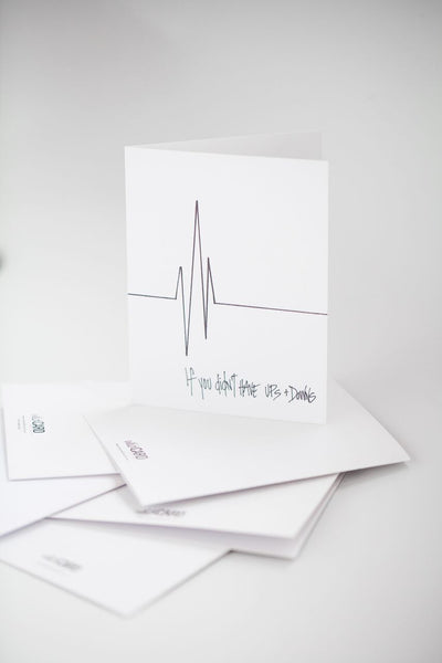 Ups & Downs Card
