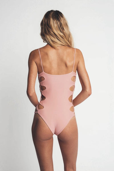 Rio Blush One-Piece -KAOHS Swim