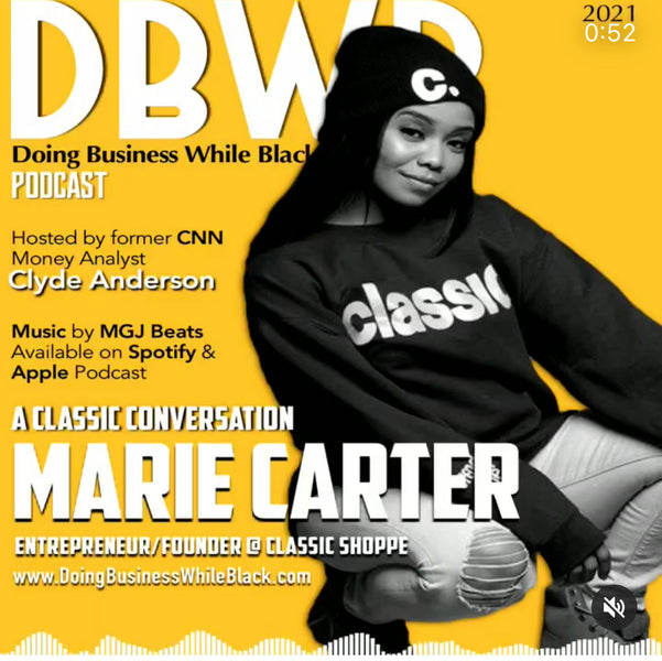 Check Us Out on the Doing Business While Black Podcast