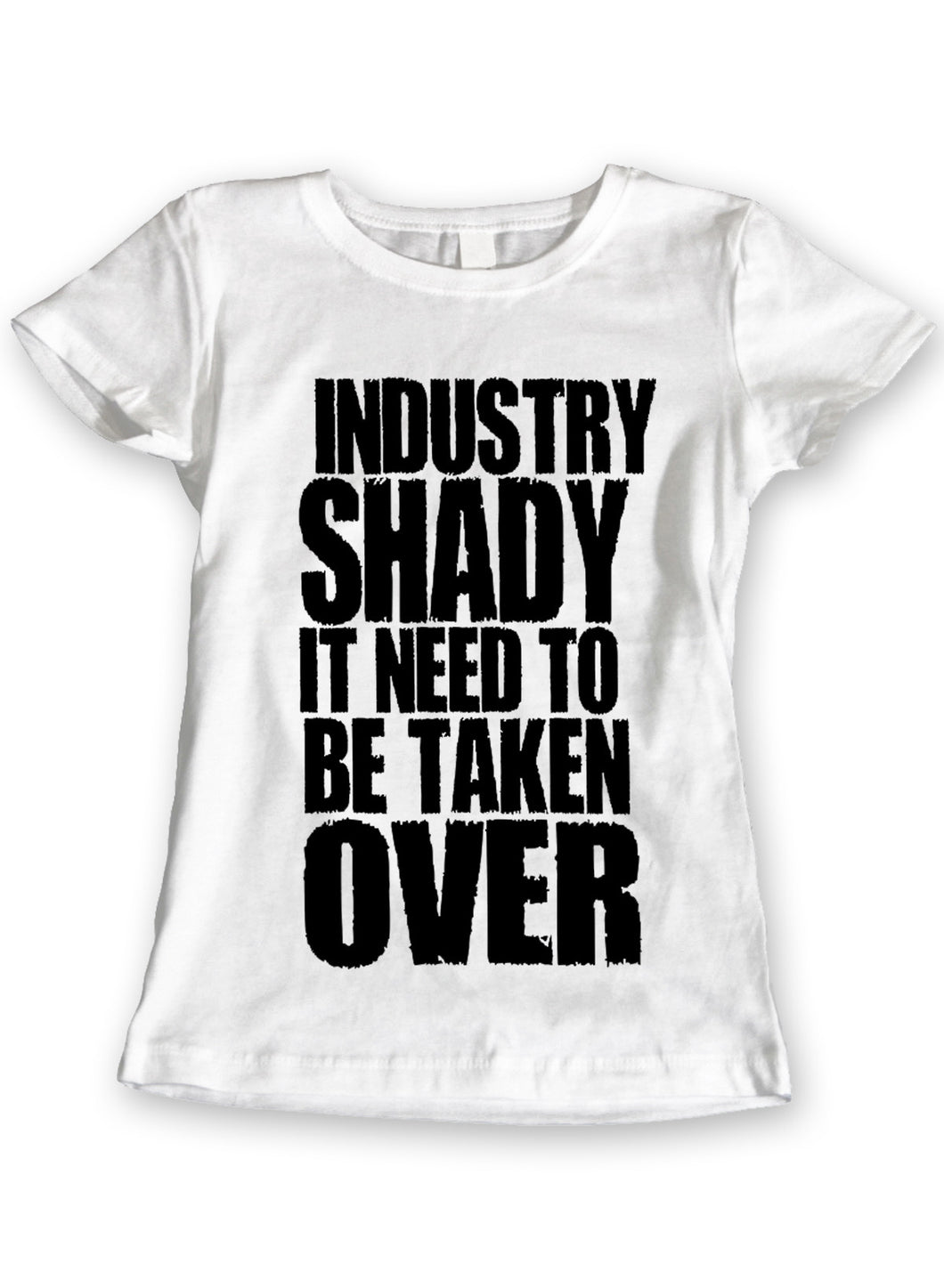 Industry shady (white)