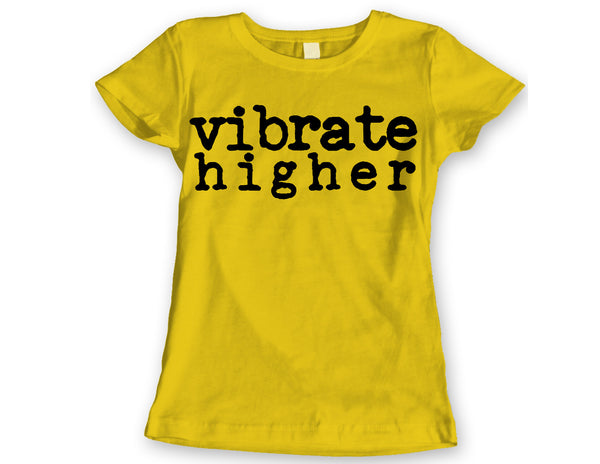 Vibrate Higher (gold)