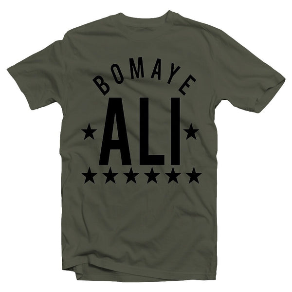 The Champ unisex (army green)