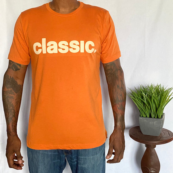 *New Arrival* Tan on Burnt Orange Unisex