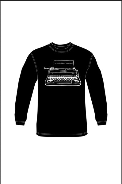 Typewriter Sniper (black)