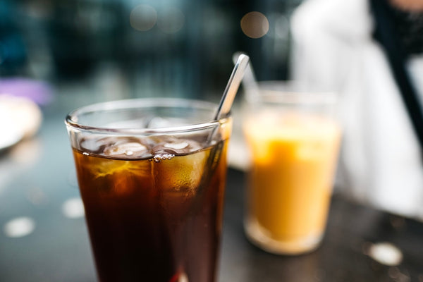 Cold Brew Coffee vs. Iced Coffee