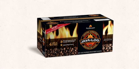 Java Fire Logs