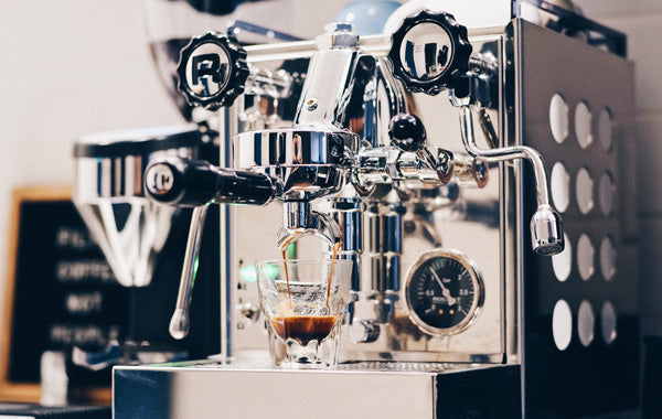 make espresso without