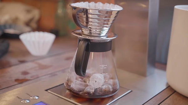 How to make iced filter coffee