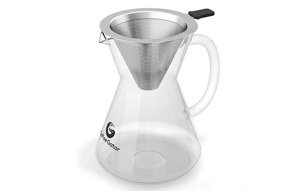 Pour Over Coffee Brewer