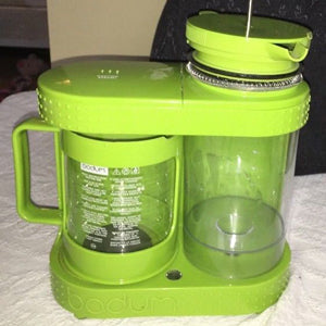 Bistro Electric French Press Coffee Maker