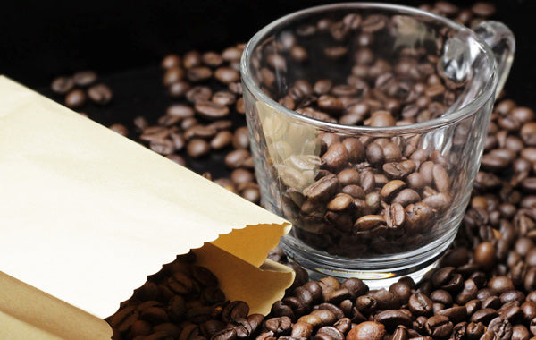 Coffee lasts long if stored properly