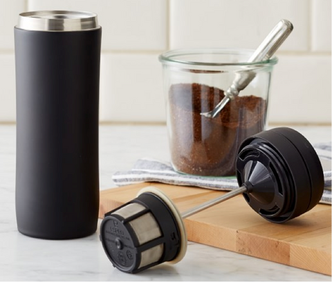 French Press Travel Brewer