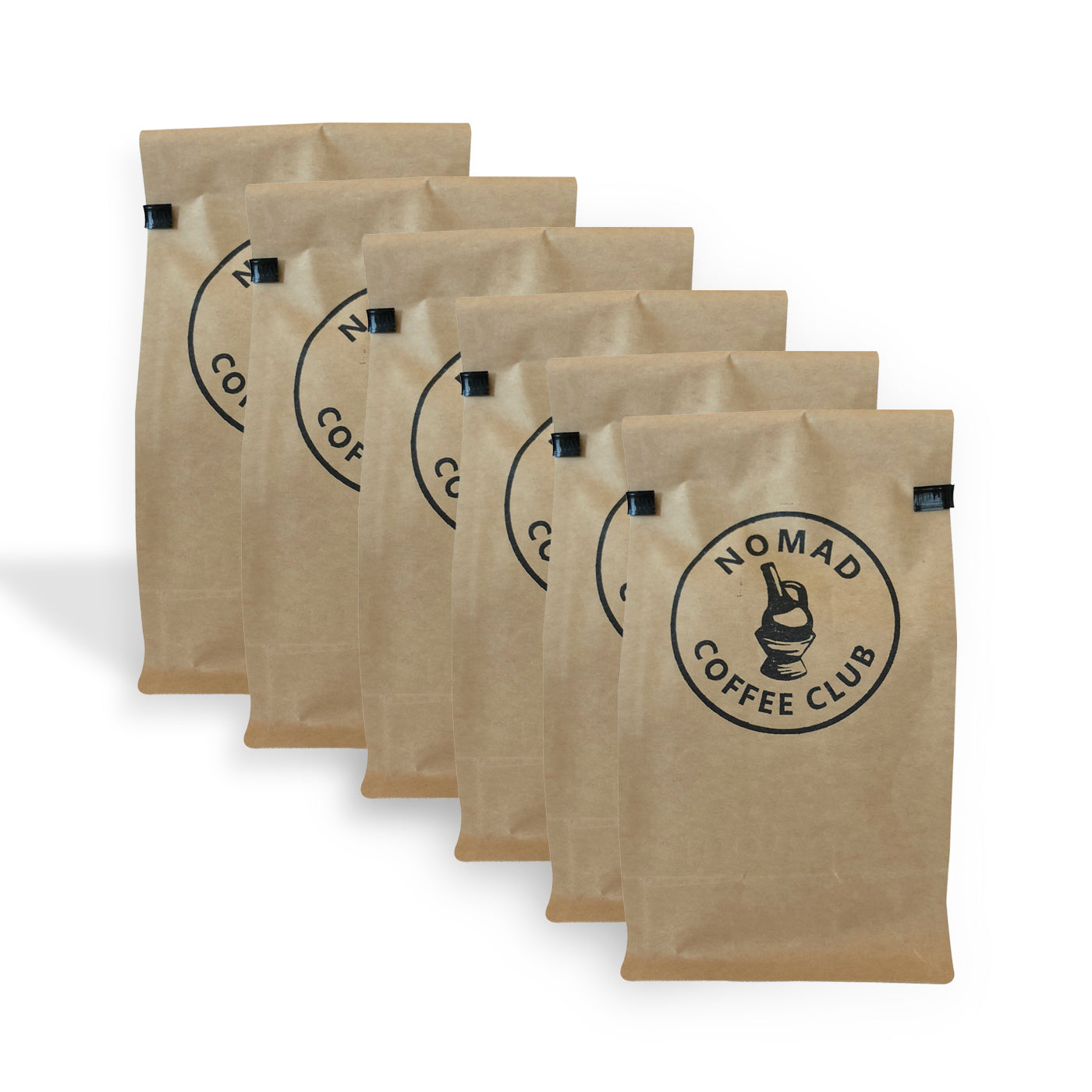 6 Month Subscription - Nomad Coffee Club