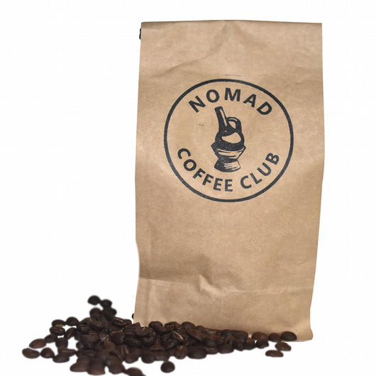 Monthly Coffee Subscription Plan - Nomad Coffee Club