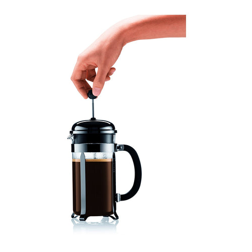 Bodum Chambord French Press Coffee Maker: 8 Cup, 1 Liter, 34 Ounces - Nomad Coffee Club