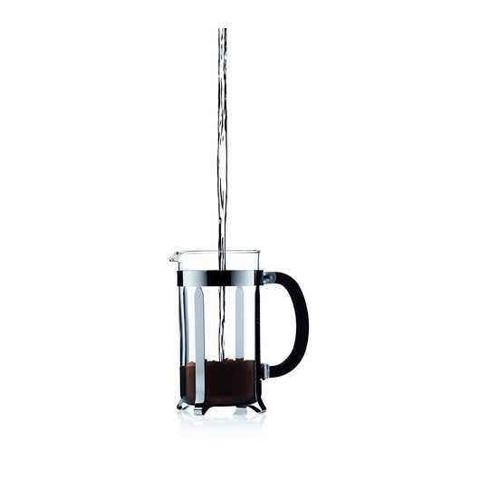 34-Ounce Bodum Chambord 1-Liter Tea Pot Black