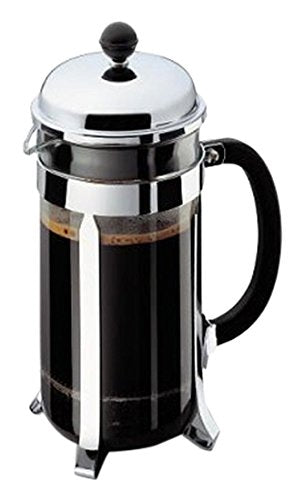 Bodum Chambord French Press Coffee Maker 8 Cup 1 Liter 34 Ounces