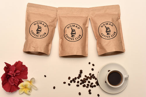 Coffee Roast 3-Bag Variety Box - Nomad Coffee Club