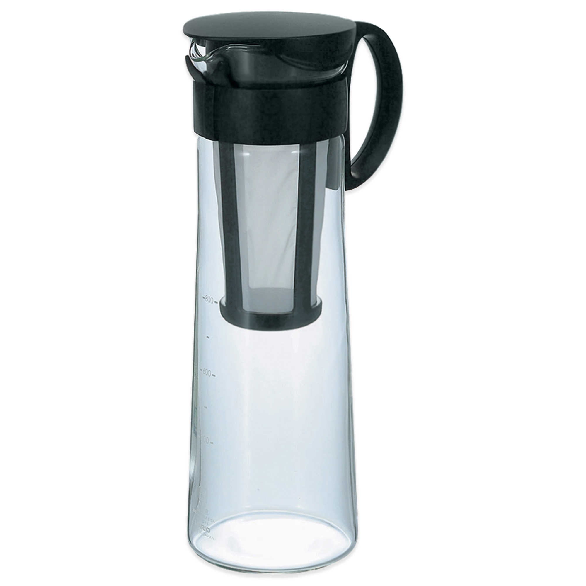 Hario Mizudashi Cold Brew Iced Coffee Pot / Maker (1,000 ml, Black) - Nomad Coffee Club