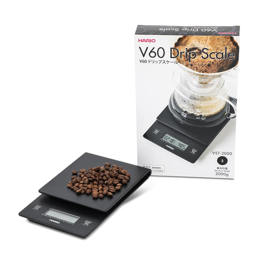 Hario V60 Coffee Drip Scale and Timer - Nomad Coffee Club