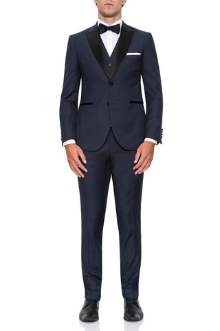 Apollo Dinner Suit Peak Navy