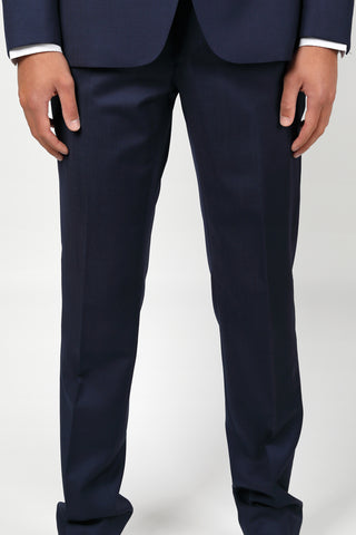 Ford Wool Pants Navy
