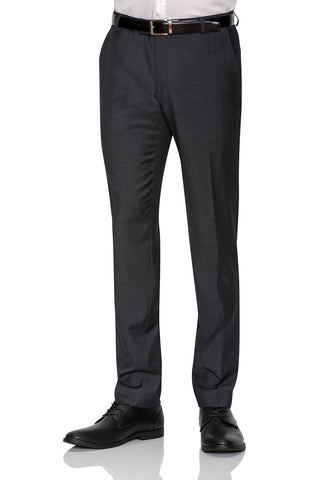 FORD WOOL SUIT CHARCOAL