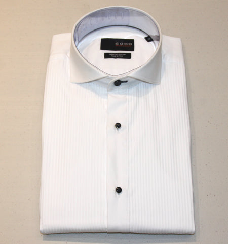 Lane Dinner Shirt White