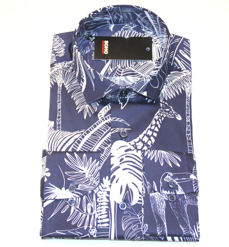Avatar Shirt Navy