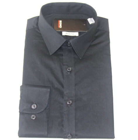 Flint Shirt Black