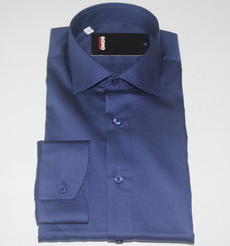 Benny Shirt Navy