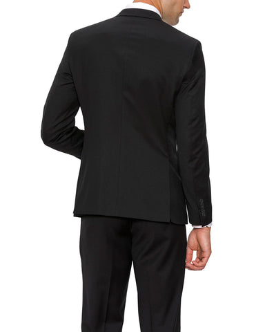 FORD WOOL SUIT BLACK