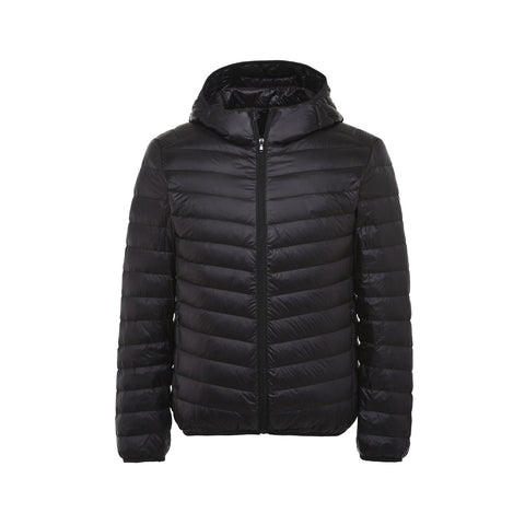 Lightweight Jacket Black