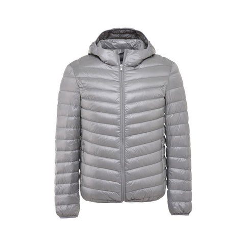 Lightweight Jacket Silver