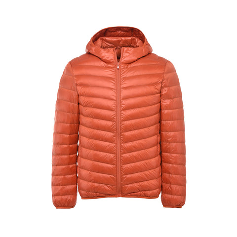 Lightweight Jacket Orange