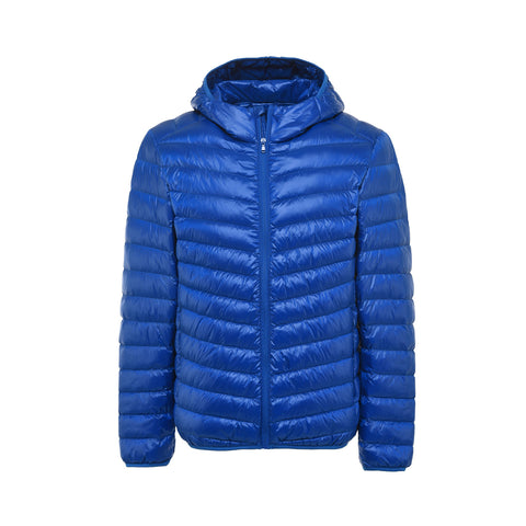 Lightweight Jacket Blue