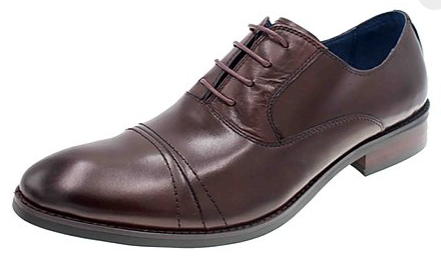 Wade Lace Up Brown
