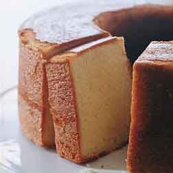 Iced Pound Cake (Almond, Lemon, Orange, Citrus or Vanilla)