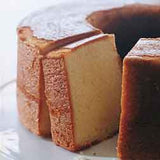 """Sliced"" Pound Cake - (16) individually wrapped slices (Almond, Lemon, Orange, Citrus or Vanilla)"