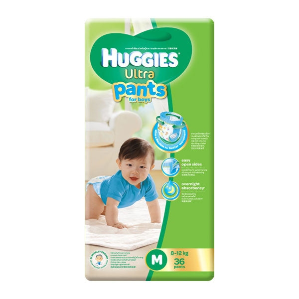Huggies Ultra Pants For Boys (M)