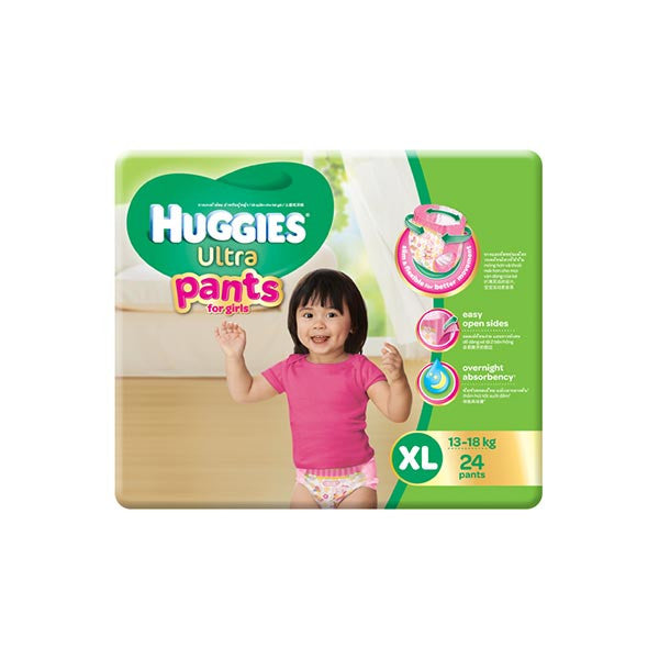 Huggies Ultra Pants For Girls