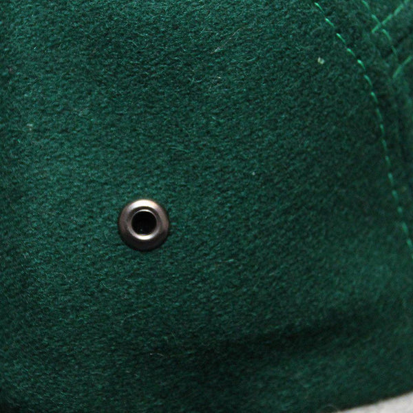 5 Panel Hat (GreenWool)