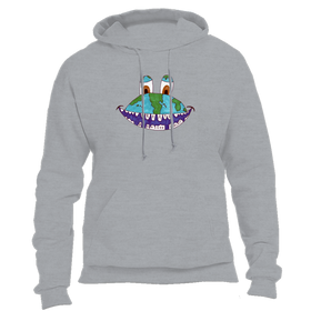 World Face Hoodie