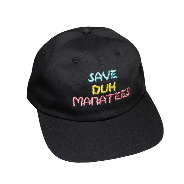 Save DUH Manatees Hat