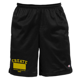 Physical Education Shorts (Black)